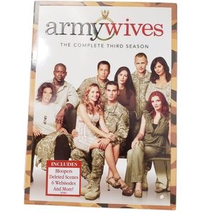 armywives -The complete third season DVD